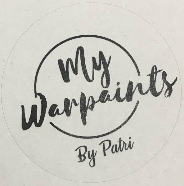 Logo my warpaints by patri