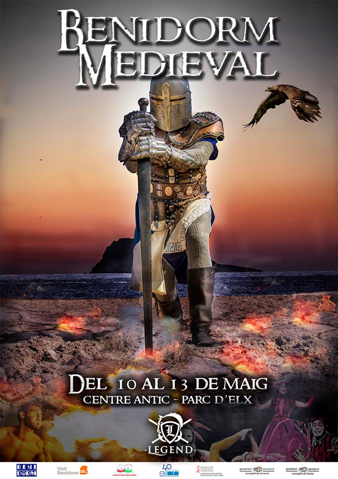 Mercado Medieval Benidorm - Legend Especialistas